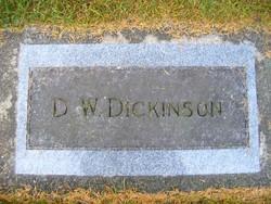 Dwight Wilmot Dickinson