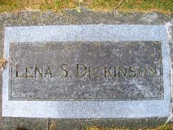 Lena Kendall <I>Sherman</I> Dickinson