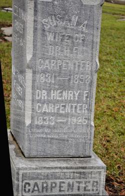 Dr Henry Francis Carpenter