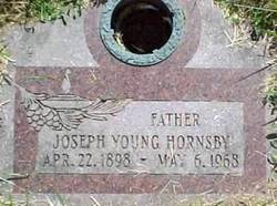 Joseph Young Hornsby, II