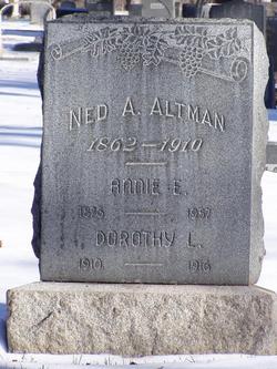 Ned Alva Altman