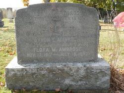 Flora M Ambrose