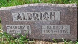 Elsie F. <I>Tipton</I> Aldrich