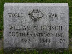 William W. Bensch