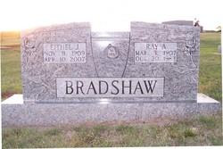 Ray Allen Bradshaw