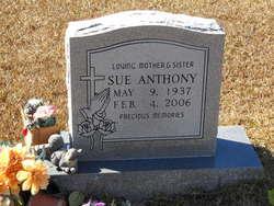 Ruby Sue <I>Burns</I> Anthony