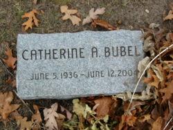 "Catherine A. ""Kaye"" <I>Palmateer</I> Bubel"
