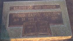 Hyrum Daniel Barlow