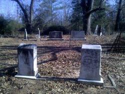 Burroughs Cemetery #1