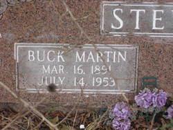 Buck Martin Stewart