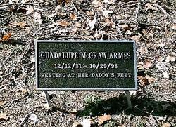 Guadalupe <I>McGraw</I> Armes