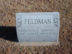 Caroline M Feldman