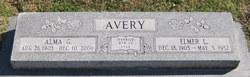 Alma G Avery