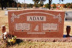 Paul Alfred Adam, Jr