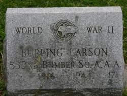 SSGT Burling Larson