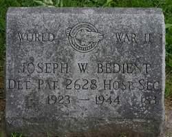 Joseph W. Bedient