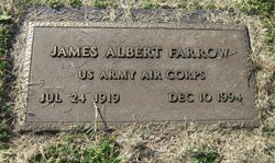 James Albert Farrow