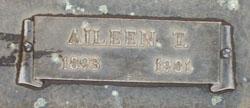 Aileen <I>Thompson</I> Bagley