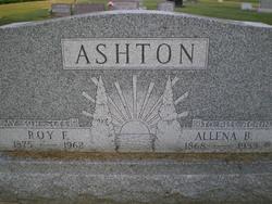 Allena B <I>Phillips</I> Ashton