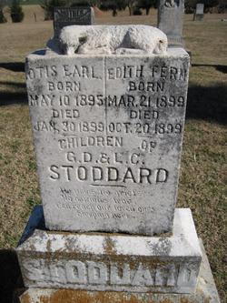 Otis Earl Stoddard