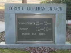 Corinth Lutheran Church Cemetery