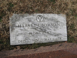 Harvey L. Bowman