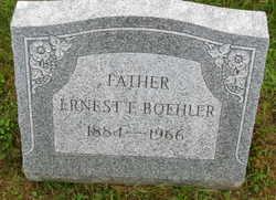 Ernest F Boehler