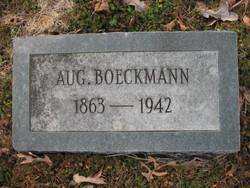 Aug Boeckmann