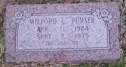 Milford L. Purser