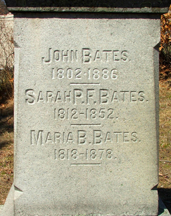 Maria B. <I>Smith</I> Bates