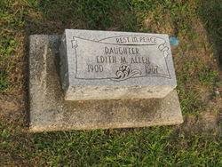 Edith M. Allen