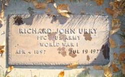 Richard John Urry