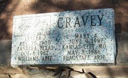 Mary Ann <I>Lockridge</I> Cravey