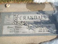 Marie <I>Ferrin</I> Crandall