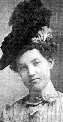 Julia Carrie <I>Johnson</I> Anderson