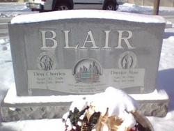 Donna Mae <I>Galli</I> Blair
