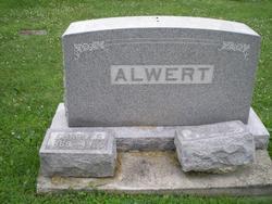 Bertha <I>Schwerdtfeger</I> Alwert