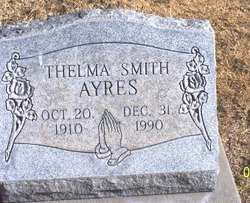 Thelma <I>Smith</I> Ayres