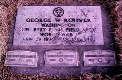 George William Rohwer