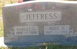 Alice <I>Oliver</I> Jeffress