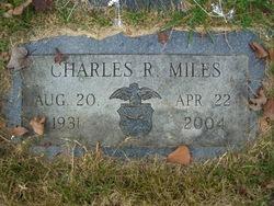 Charles R Miles