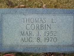Thomas Larry Corbin