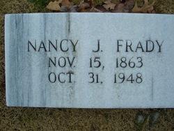 Nancy J Frady