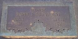 David Jessop Broadbent