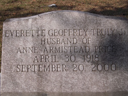 Everette Geoffrey Truly, Jr