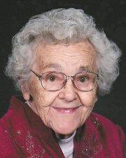 Lucille Jane <I>Corbitt</I> Hanson