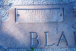 Juanita Frances <I>McClaran</I> Blakeley