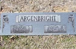 Janevia May <I>McCasland</I> Argenbright