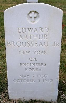 Edward Arthur Brousseau, Jr