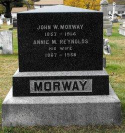 Annie M <I>Reynolds</I> Morway